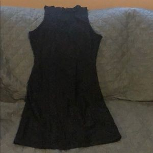Abercrombie & Fitch xsmall little black dress